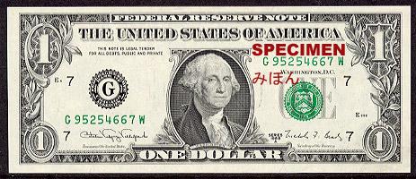 アメリカ・ドル United States D...