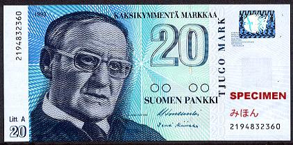 フィンランド・マルッカ 貨幣博...